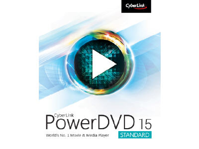 POWERDVD 15 STANDARD [Download]
