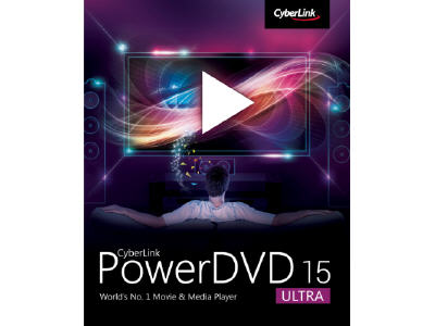 POWERDVD 15 ULTRA ESD [Download]